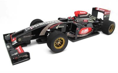 2014 F1 Lotus E22