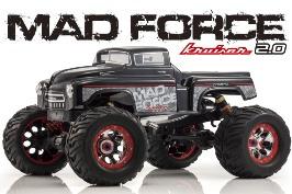 4WDモンスタートラック マッドフォース クルーザー2.0 レディセット