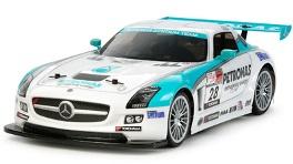 タミヤ PETRONAS SYNTIUM メルセデス・ベンツ SLS AMG GT3 (TA06シャーシ)