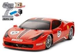 XB フェラーリ458チャレンジ(TT-02)