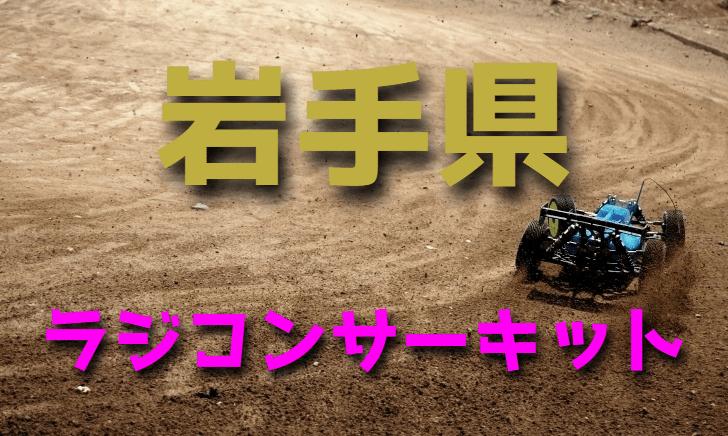 ラジコンカーサーキットガイド岩手県
