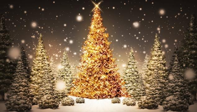 クリスマスプレゼントとして子供にラジコンカーを贈る