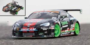 ヨコモ ドリフトパッケージ DRIVE M7 ADVAN MAX ORIDO Racing 86