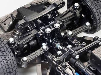 ホンダ新型NSXをラジコンカーで操る【タミヤ】