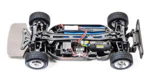 トラックレーシングのRCカー・タミヤ「TEAM REINERT RACING MAN TGS」