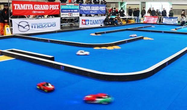 タミヤグランプリはRCカー初心者におすすめなレース