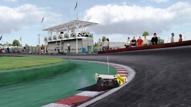 岡山Mini-z Drift Course NR【岡山県】