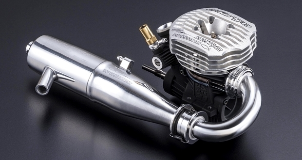 ラジコンエンジンカーのマフラーの構造・基礎知識
