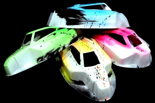 RCカーのボディ塗装を失敗したときの修正方法・剥がし方【ポリカ・ペイントリムーバー】