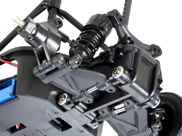 【FFのRCカー】タミヤ M-07 CONCEPTシャーシをレビュー