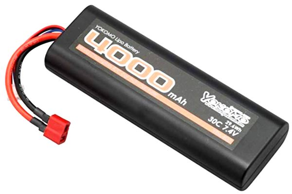 知っておきたいラジコンカー用リポバッテリーの豆知識【形・配線・走行時間・寿命・接続・注意】