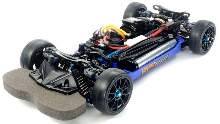 新製品のTT-02RRをレビュー【タミヤ110ツーリングカー】